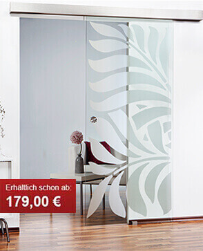 glasschiebet ren im onlineshop auch nach ma. Black Bedroom Furniture Sets. Home Design Ideas